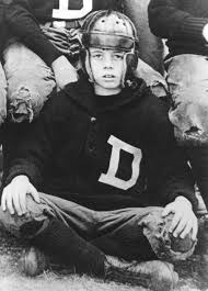 jfk youth john f kennedy presidential library museum john f kennedy in his dexter academy football uniform 1926