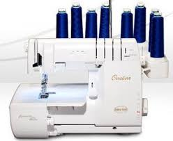 Overlock Machine - Serger Machine Singapore – Ban Soon Sewing ...
