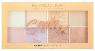 REVOLUTION <b>Палетка хайлайтеров</b> Soph <b>Highlighter Palette</b> ...