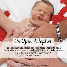Open Adoption. #adoption #adoptionquote #lifetimadoption ...