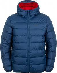 <b>Куртка</b> пуховая мужская Jack Wolfskin <b>Helium</b> синий цвет - купить ...