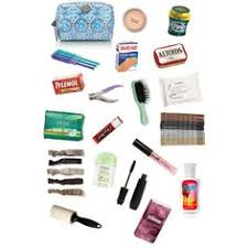 Image result for back to school girl emergency kit