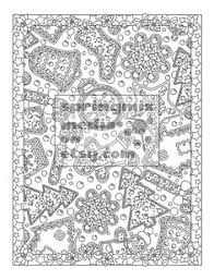 Small Picture This Christmas Comfort coloring page is so pretty fun and holiday