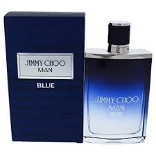 Jimmy Choo Man Blue Eau De Toilette Spray, 3.3 Fl ... - Amazon.com