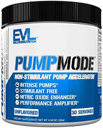 Evlution Nutrition Pump Mode Nitric Oxide Booster to ... - Amazon.com