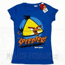 Женская <b>футболка</b> Angry <b>Birds Girls</b> Speedter для фанатов