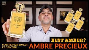 <b>Maitre Parfumeur Et Gantier</b> Ambre Precieux Review | Best Amber ...