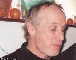 Loner: Thomas Hall, 47, who died in deep woodland in Wales. A dog walker found his skeleton more than two years later and police found a diary that he kept ... - article-2355855-1AA79382000005DC-533_634x504