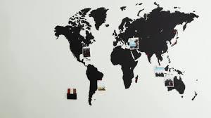 <b>Карта мира World</b> Map Wall Decoration лучший оригинальный ...