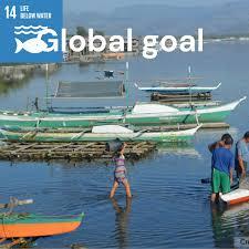 Global goal : Life below water