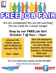 job fair goodwill of tenneva area job fair poster