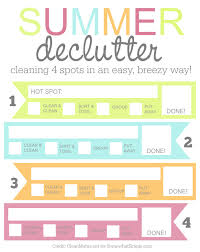 Summer Declutter Workshop Week  Of  Declutter And Free Printable - Decluttering your bedroom
