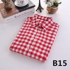 2018 <b>Spring</b> New Brand <b>Women</b> Blouses Long Sleeve <b>Cotton</b> ...