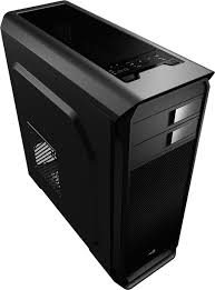 Компьютерный <b>корпус Aerocool</b>, без БП, <b>AERO</b>-<b>500</b>, черный