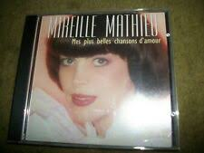 French & Belgian <b>Mireille Mathieu</b> Music CDs for sale | eBay