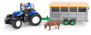Игровой набор Bruder <b>Трактор</b> 01-695 купить по низкой цене с ...