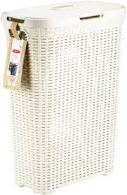 <b>Корзина для белья CURVER</b> Rattan Style 40 л 00709 – купить в ...