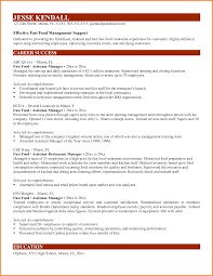 fast food manager resume financial statement form cover letter cover letter fast food manager resume financial statement formresume examples fast food