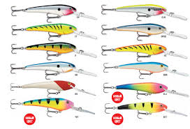 <b>Воблер</b> Rapala <b>Trolls</b> to <b>Minnow</b>