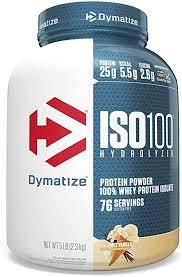 Dymatize ISO100 Hydrolyzed Protein Powder, 100 ... - Amazon.com