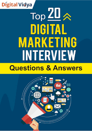 top digital marketing interview questions answers guide