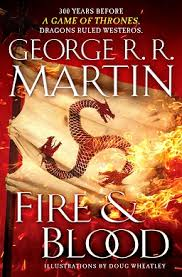 <b>Fire & Blood</b> (novel) - Wikipedia