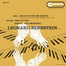 <b>Leonard Bernstein</b> – <b>Ravel</b>: Piano Concerto in G Major, M. 83 ...