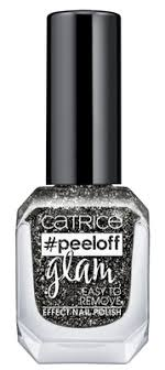 CATRICE <b>Лак для ногтей Peeloff</b> Glam Easy to Remove Effect Nail ...