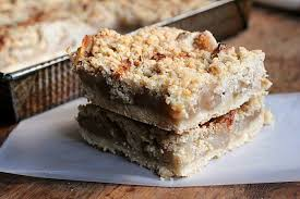 Image result for apple cinnamon bars
