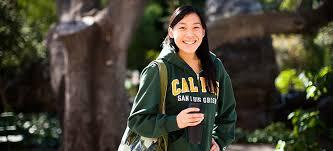 CAL POLY   San Luis Obispo  California USA   College and     InternationalStudent com