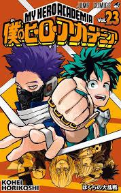 <b>Boku No Hero Academia</b> Manga Online
