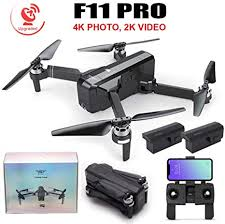 YOUDirect Upgraded <b>SJRC F11 PRO GPS</b> Drone 4K Photo 2K ...