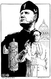 Image result for pope and mussolini book