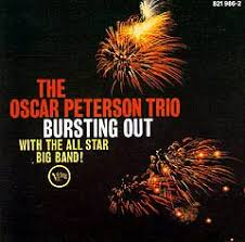 <b>Bursting</b> Out with the All-Star Big Band! by The <b>Oscar Peterson</b> Trio ...