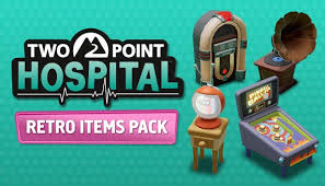 Buy <b>Two Point Hospital</b>: <b>Retro</b> Items Pack from the Humble Store