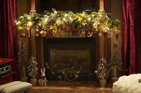 cheap christmas decor: cheap christmas ideas decorating starfish cottage stay tuned for lots of fabulous coastal christmas also mantel decorations ideas decorations photo holiday decorating ideas