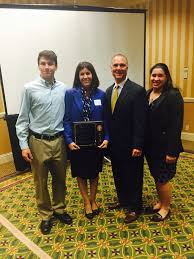 palm beach county bar association workers compensation committee judge mary d ambrosio this year s recipient of the kennie edwards award and