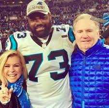 michael oher    s wife and mother   playerwives com