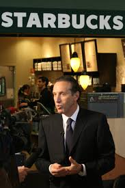 howard schultz and starbucks by ian armstrong