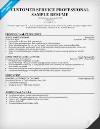 customer service professional resume sample  resumecompanion com    customer service professional resume sample  resumecompanion com    resume samples across all industries   pinterest   professional resume samples