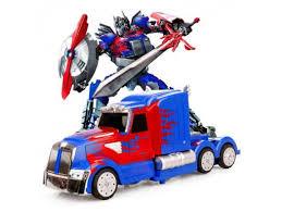 <b>Радиоуправляемый</b> трансформер Оптимус Прайм <b>MZ</b> Optimus ...