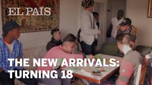 The <b>New Arrivals</b> – Turning 18 - YouTube