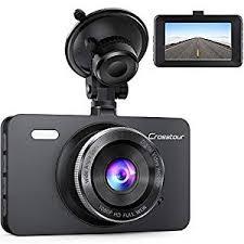 Dash Cam, Crosstour <b>1080P Car DVR</b> Dashboard Camera Full <b>HD</b> ...