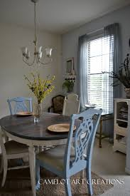 Refinishing A Dining Room Table Modern Reclining Chair Home Ideas
