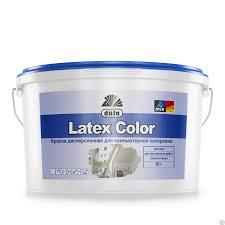 ВД <b>краска Dufa</b>-Mix LATEX COLOR MIX, база3 / 10л, цена в ...