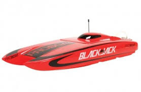 <b>Радиоуправляемый</b> катамаран <b>ProBoat</b> Blackjack 24 Brushless ...