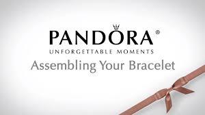 <b>Pandora Bracelet</b> How To - Assembling Your <b>Pandora Bracelet</b> ...
