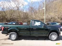 ford f xl regular cab x in green gem e truck n green gem medium earth gray ford f150 xl regular cab 4x4
