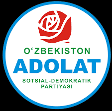political parties the social democratic party of uzbekistan adolat