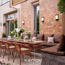 <b>Maytoni</b> Outdoor Ландшафтный <b>светильник Scope O025FL</b>-<b>01B</b>